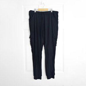 Gilbert Jogger Pants Black